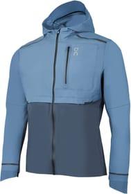 Weather Jacket Giacca a vento da uomo On 470447300640 Taglie XL Colore blu N. figura 1