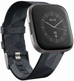Versa 2 SE Smoke Woven Smartwatch Fitbit 798707500000 N. figura 1