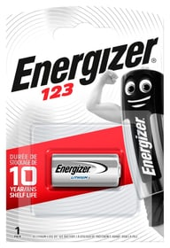 123 lithium 1 pezzo pila foto Fotobatterie Energizer 792231100000 N. figura 1