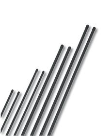 Tuteurs acier plastifié 210cm