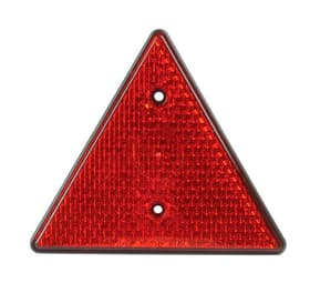 Catarifrangente triangolare rosso Rimorchio + caravan Unitec 621528100000 N. figura 1