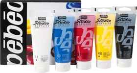 High Viscosity Studio Acrylics Pebeo 663509783300 Inhalt 5T Bild Nr. 1