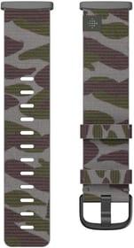 Versa 3/Sense Hybridgewebe Armband Camo Large Armband Fitbit 785300156880 Bild Nr. 1
