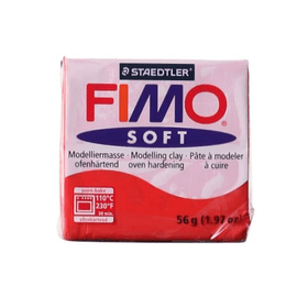 Soft rosso indiano Fimo 664502400000 Colore Guardie N. figura 1