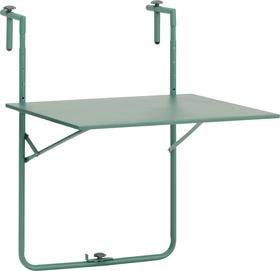 YUCATAN 70 x 70 cm Table de balcon 753406900000 Photo no. 1
