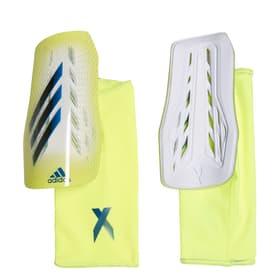 X SG LGE Schienbeinschoner Fussball-Schoner Adidas 461969000340 Grösse S Farbe blau Bild-Nr. 1