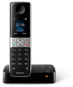 D6351B Noir Téléphone fixe Philips 785300156725 Photo no. 1