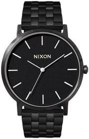 Porter All Black White 40 mm Orologio da polso Nixon 785300137044 N. figura 1