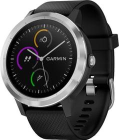 Vivoactive 3 - schwarz/silber Smartwatch Garmin 798415600000 Bild Nr. 1