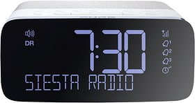 Siesta Rise - Grigio Radiosveglia Pure 785300124515 N. figura 1