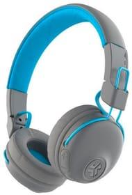 Studio Wireless On Ear Headphones - Bleu/Gris Casque On-Ear Jlab 785300146329 Photo no. 1