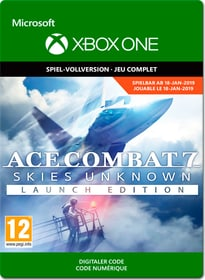 Xbox One - Ace Combat 7: Skies Unknown Download (ESD) 785300141419 Photo no. 1