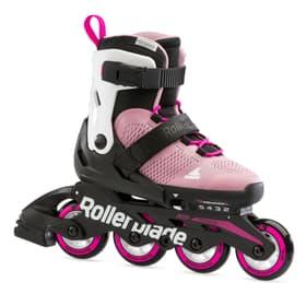 Microblade Girl Kids-Inline Rollerblade 466531028038 Taglie 28-32 Colore rosa N. figura 1