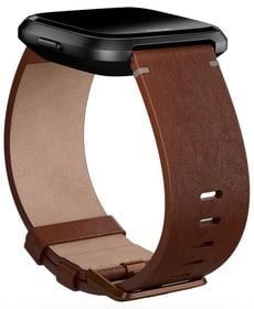 Versa Horween-Leder Cognac Small Armband Fitbit 785300134733 Bild Nr. 1
