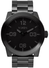 Corporal SS All Black 48 mm Montre bracelet Nixon 785300136959 Photo no. 1