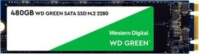 Green PC SSD intern 480GO, m.2 2280 Disque Dur Interne SSD Western Digital 785300155232 Photo no. 1