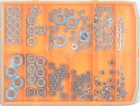 Mutter Sortiment verzinkt M3-M10 Do it + Garden 604685900000 Bild Nr. 1