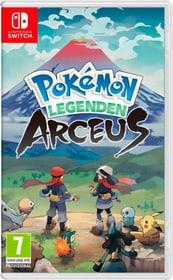 NSW - Pokémon-Legends: Arceus Box Nintendo 785300160719 Photo no. 1