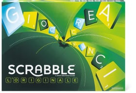Scrabble Originale (I) Mattel Games 746952490200 Lengua Italiano N. figura 1
