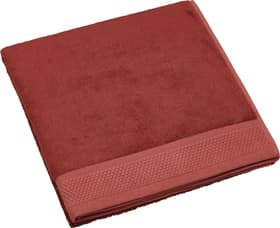NEVA Asciugamano da bagno 450882620532 Colore Ruggine Dimensioni L: 70.0 cm x A: 140.0 cm N. figura 1