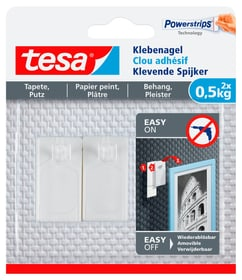 Klebenagel Tapete Putz, 0.5 kg Tesa 675234000000 Bild Nr. 1