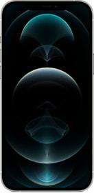 iPhone 12 Pro Max 128 GB Silver Smartphone Apple 794665100000 Couleur Silver Capacité de Mémoire 128.0 gb Photo no. 1