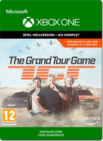Xbox One - The Grand Tour Game - PrePurchase Download (ESD) 785300141438 Bild Nr. 1