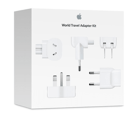 World Travel Adapter Kit for all iPod/iPhone/iPad Apple 797874800000 N. figura 1