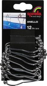 Doccia tenda anelli Anello spirella 675836500000 N. figura 1