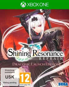 Xbox One - Shining Resonance Refrain LE (F/E) Box 785300135224 Langue Anglais, Français Plate-forme Microsoft Xbox One Photo no. 1