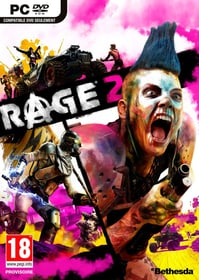 PC - RAGE 2 Box 785300142303 Lingua Francese Piattaforma PC N. figura 1