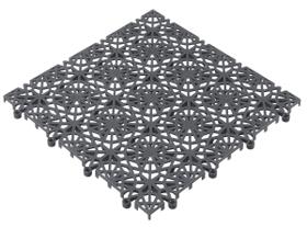 Royal 30 x 30 cm Piastrella in materia sintetica bergo 647120500000 N. figura 1