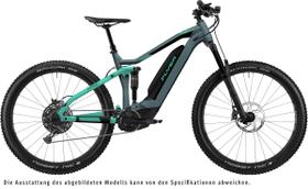 """Uproc4 6.50 27.5"""" E-Mountainbike FLYER 463368600385 Colore menta Dimensioni del telaio S N. figura 1"""