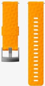 24mm Silicone Strap Amber/Gray M bracelet Suunto 785300157640 Photo no. 1