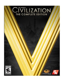 Mac - Sid Meier's Civilization V: The complete ED Download (ESD) 785300133555 Bild Nr. 1