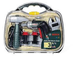 Bosch Werkzeugkoffer mit Ixolino Akkuschrauber Rollenspiel Theo Klein 744631100000 Bild Nr. 1