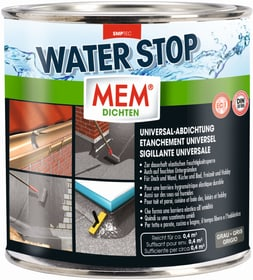 Waterstop, 1 kg Mem 676043700000 N. figura 1