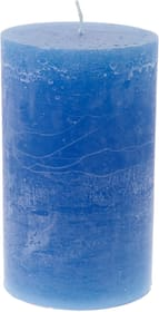 Zylinderkerze Rustico Kerze Balthasar 656207300006 Farbe Aqua Grösse ø: 9.0 cm x H: 15.0 cm Bild Nr. 1