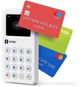 3G & WiFi Kartenleser Kartenterminal SumUp 785300156300 Bild Nr. 1