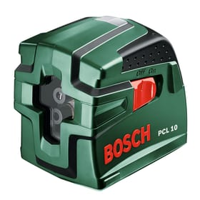 Bosch Kreuzlinien-Laser PCL 10 Set Bosch 61663010000009 Bild Nr. 1