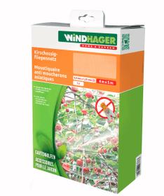 Rete per moscernino di piccoli frutti Aiuti per il giardinaggio Windhager 631190000000 N. figura 1
