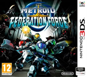 3DS - Metroid Prime: Federation Force Box 785300121235 Bild Nr. 1