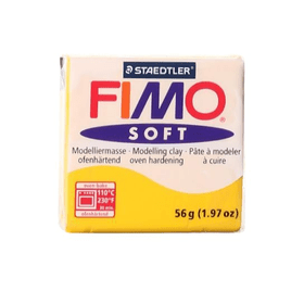 Soft sole giallo Fimo 664502300000 N. figura 1