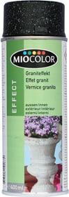 Granit Style Spray Effektlack Miocolor 660817700000 Farbe Schwarz Inhalt 400.0 ml Bild Nr. 1
