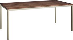 ALEXIS II Table 403700315004 Dimensions L: 180.0 cm x P: 90.0 cm x H: 75.0 cm Couleur Noyer Photo no. 1