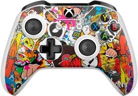 EpicSkin Stickerbomb Color Controller Xbox One S 785300144534 Photo no. 1