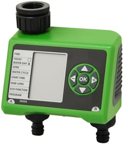 2-Zonen Bewässerungscomputer Miogarden Premium 630550700000 Bild Nr. 1