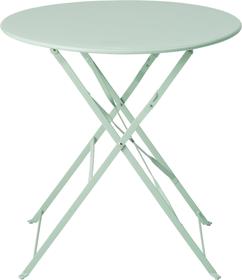 MARSALA Ø70 x 71 cm Table bistro pliante 753187900000 Photo no. 1