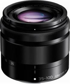 Lumix G 35-100mm F4-5.6 nero Obiettivo Panasonic 785300126033 N. figura 1