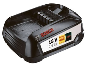 PBA 18LI 2.5 Ah Ersatzakku Bosch 616877600000 Bild Nr. 1